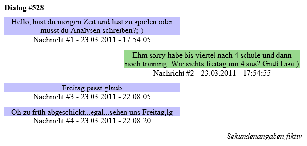 Anfrage muster absage Absage Bewerbung:
