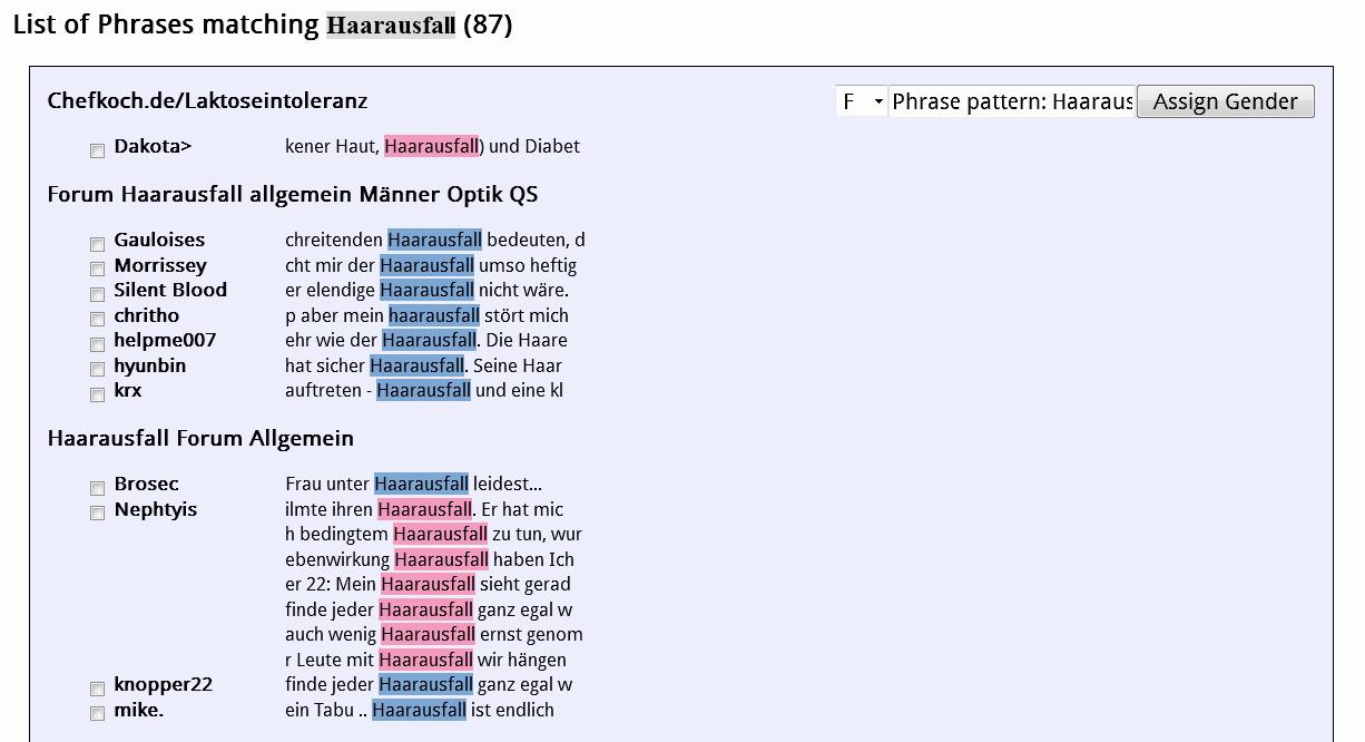 weibliche nicknamen vorschläge