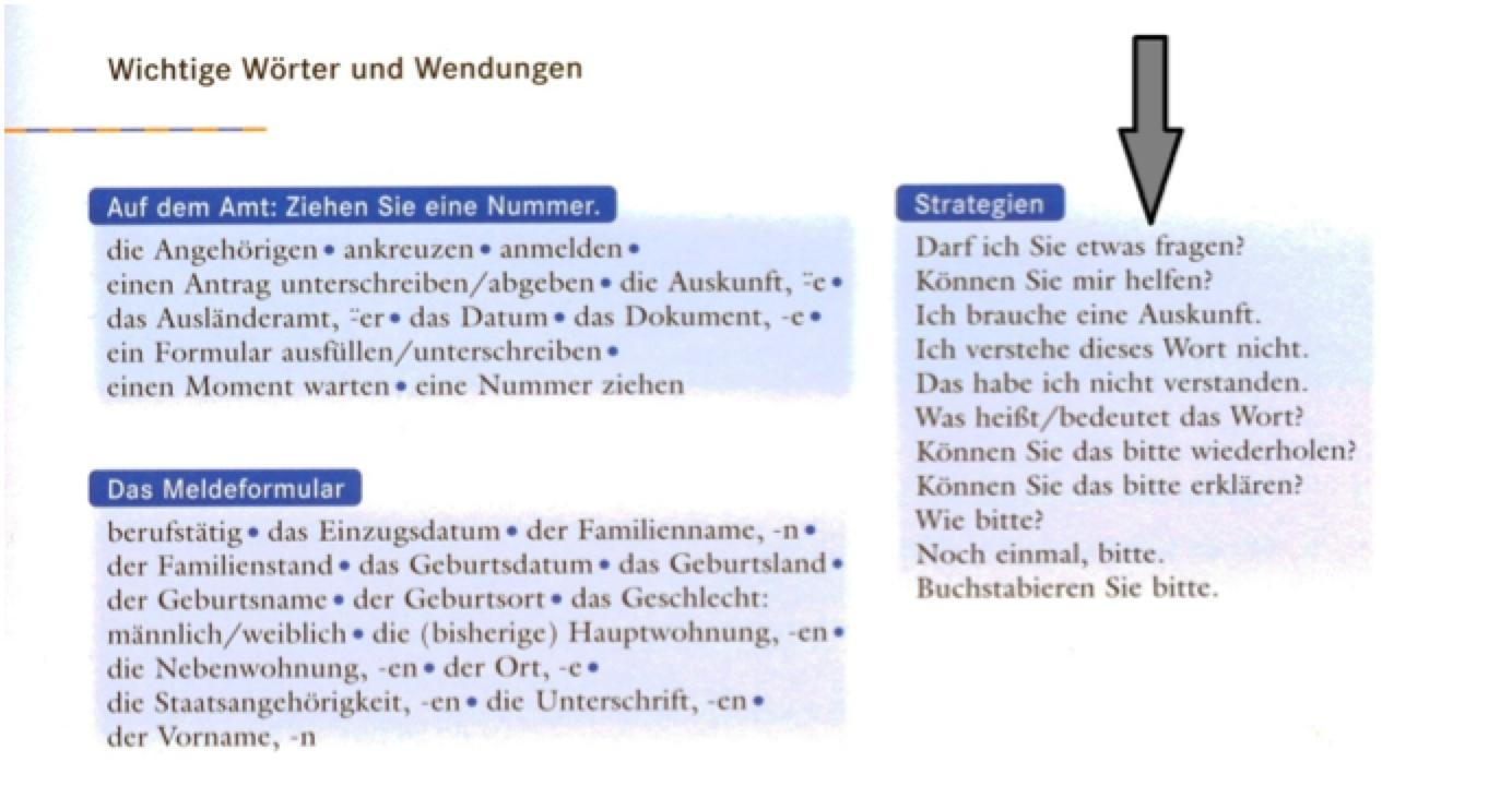 Formen und Funktionen von Interrogationen. Fragen in grammatischen ...